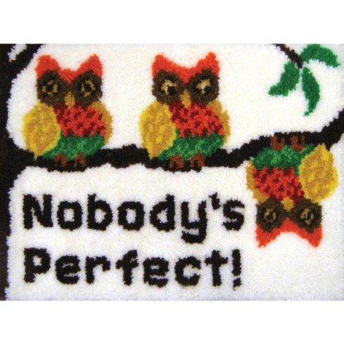 MCG Textiles 37662 Nobodys Perfect