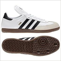 36ff97c9e38e7 Amazon.com: adidas Men's Samba Classic - White/Black: Books