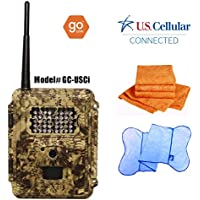 Spartan HD GoCam (U.S. Cellular Version, Model#GC-USCi) 3G Wireless, Infrared (2-year warranty) - Bonus Package