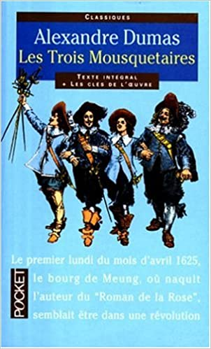 Book Les Trois Mousquetaires (French Edition)