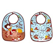 Sugarbooger Mini Bib Gift Set, Yee Haw, 2 Count