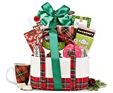 coffee and tea gift basket - Wine Country Gift Baskets December Delight