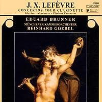 Clarinet Concertos No.3,4 & 6