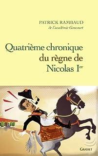Quatrième chronique du règne de Nicolas Ier, Rambaud, Patrick