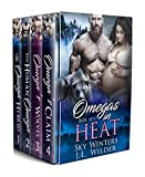 Omegas In Heat: A Four Book Box Set