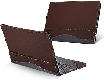 """Compatible For Lenovo Yoga C930//Yoga 920//Yoga 910 //Yoga 900 13.9/"""" Case PU Leathe"""