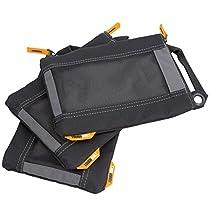 Toughbuilt 3 Pack Fastener Bags, TB-94-M-3