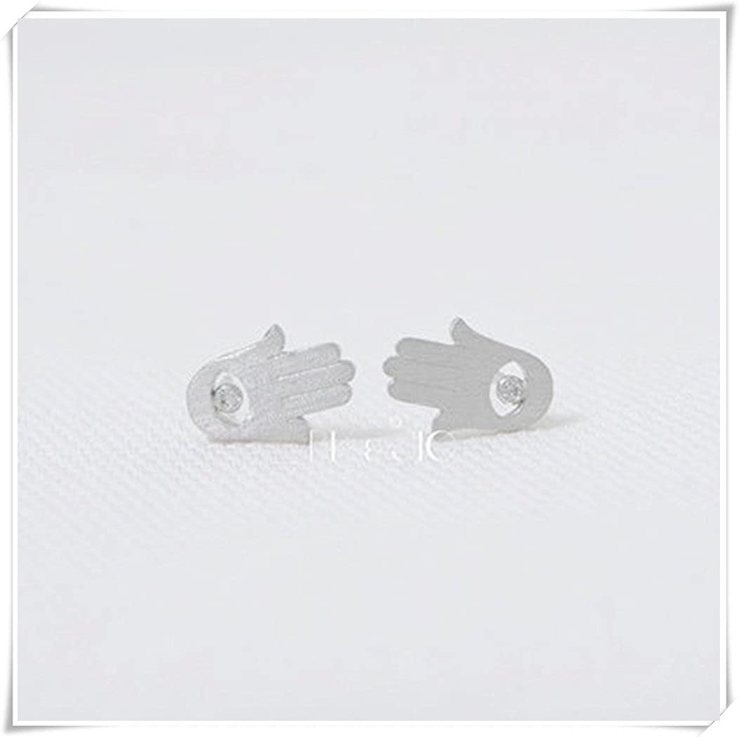 Hand drill European and American popular Stud Earrings