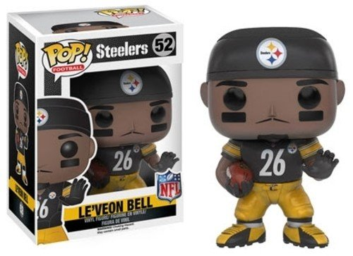 Funko POP NFL: Wave 3 - Le'Veon Bell Action - Bobble Mom Head Team