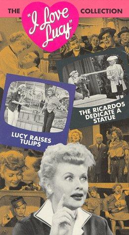 I Love Lucy 26: Raises Tulips & Dedicate Statue [VHS]