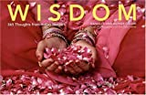 img - for Wisdom: 365 Thoughts from Indian Masters (Offerings for Humanity) book / textbook / text book