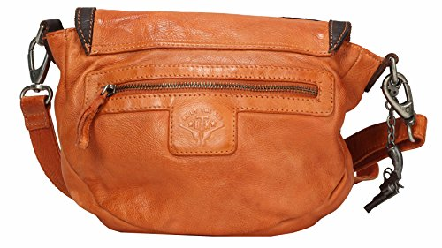 Billy the Kid by Greenburry , Sac bandoulière pour femme orange pêche