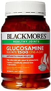 Blackmores Glucosamine Sulfate 1500 One-A-Day (180 Tablets)