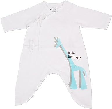 Bebé Recién Nacido Mono Mamelucos Una Pieza Ropa 100% Algodón Gasa Muselina Traje de Pijama Fina de Manga Larga Primavera Verano para Niños Niñas 0 3 6 Meses (Blanco, 3-6 Meses): Amazon.es: Ropa y accesorios