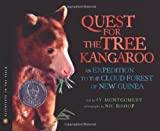 Quest for the Tree Kangaroo, Sy Montgomery, 0618496416