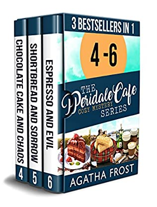 Book Cover Of Peridale Cafe Cozy Mystery Box Set 4 6