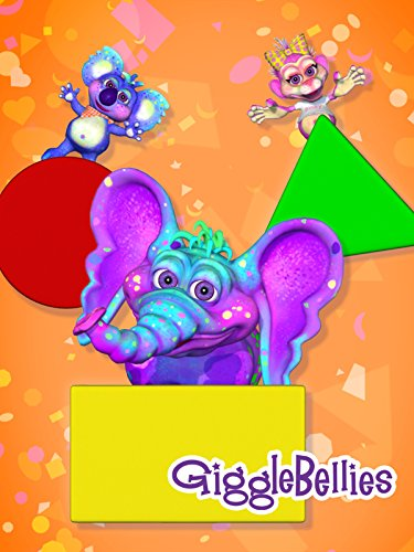 Amazon.com: The GiggleBellies: Learn Shapes & Colors for