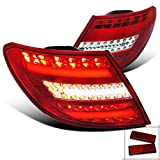 (US) Spec-D Tuning LT-BW20408RCLED-APC Red/Clear LED Tail Light