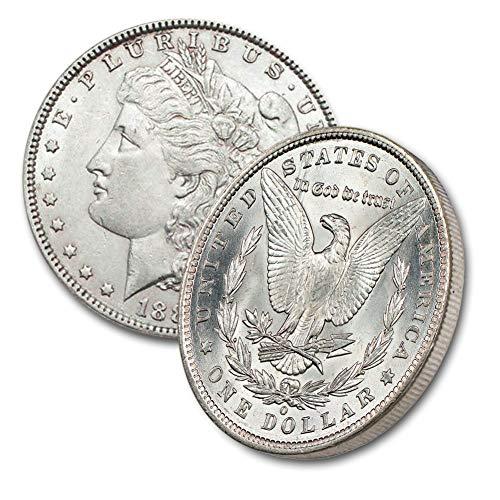 1885 O Morgan Silver Dollar $1 Brilliant Uncirculated