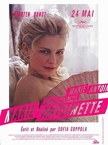 Marie Antoinette (French ) POSTER (11