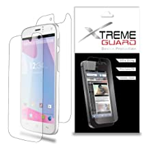 XtremeGuard™ Full Body Screen Protector for BLU Life One X (Ultra Clear)