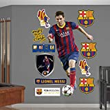 Lionel Messi - No. 10 - REAL BIG Fathead Wall Graphics (W x H) 3'5