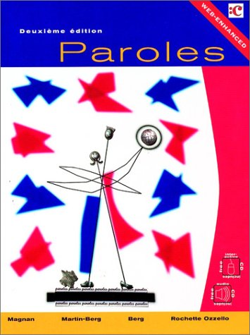 Paroles: Introductory French