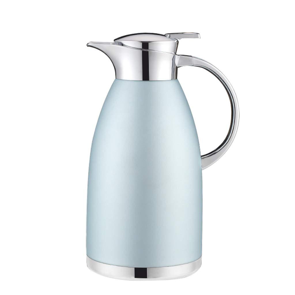 FYCZ Thermoskannen, Haushalt Thermos 304 Edelstahl Vakuumisolierung Große Kapazität Kaffeekanne 2L