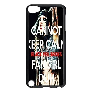 Gators Florida USA 2 Music Band Black Veil Brides Print Black Case With Hard Shell Cover for Diy For Iphone 6Plus Case Cover