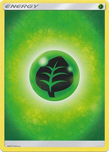 Grass Energy - Pokemon Sun & Moon