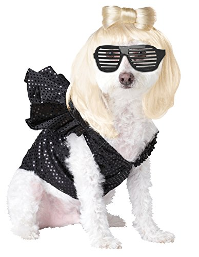 Lady Dogga Pet Costume -