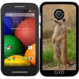 Funda para Motorola Moto E (Generation 1) - Meerkat by WonderfulDreamPicture