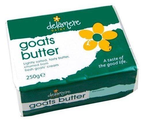 Delamere Butter Goat Delamer, 8.80 oz