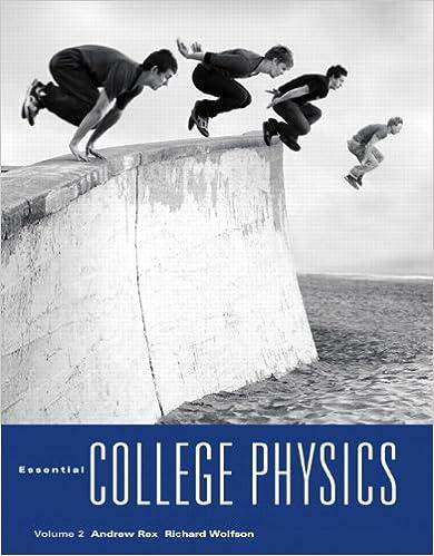 Amazon com: Essential College Physics, Volume 2