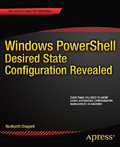 Windows PowerShell Desired State Configuration Revealed Pdf