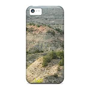 meilz aiaiQuality ElenaHarper Cases Covers With Painted Canyon Theodore Roosevelt National Park Nice Appearance Compatible With iphone 6 4.7 inchmeilz aiai