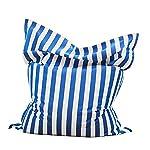 WanuigH Bean Bag Divano Poltrona Letto for Piscina di Campeggio Esterna Lazy Bag Nuvola Divano Leggero e Mobile Piccolo…