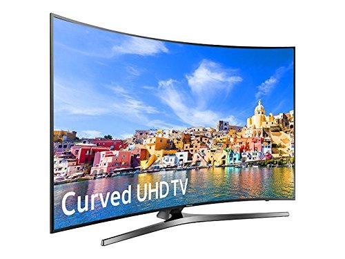 SAMSUNG UN55KU750DFXZA LED Curved 4K 120 MR Full HD Smart TV, 55
