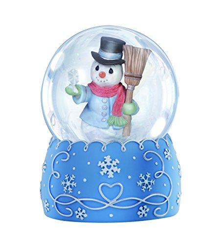 UPC 875555028560, Precious Moments All is Bright Water Globe Figurine