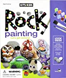 Rock Painting: Let's Get Rocking (Kits for Kids)