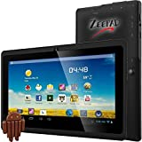 WorryFree Gadgets 7DRK-Q-BLACK 7IN ANDROID 44 QUAD CORE 4GB
