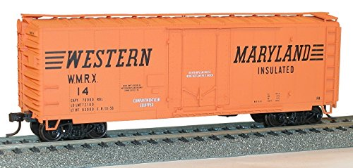 Accurail Model Trains Ho 40