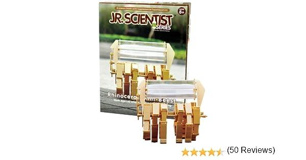 Elenco Rhinoceros Mini-Beest Science Kit: Amazon.es: Juguetes y juegos