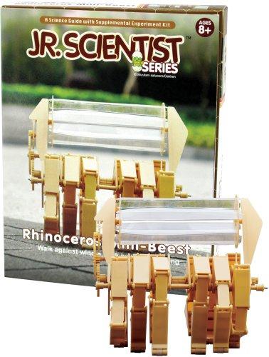 Edu-Toys  Jr Scientist Rhinoceros Mini-Beest Science Kit