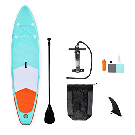 EVERAIE Sup Hinchable, 10 pies / 3m Stand Up Inflable El ...