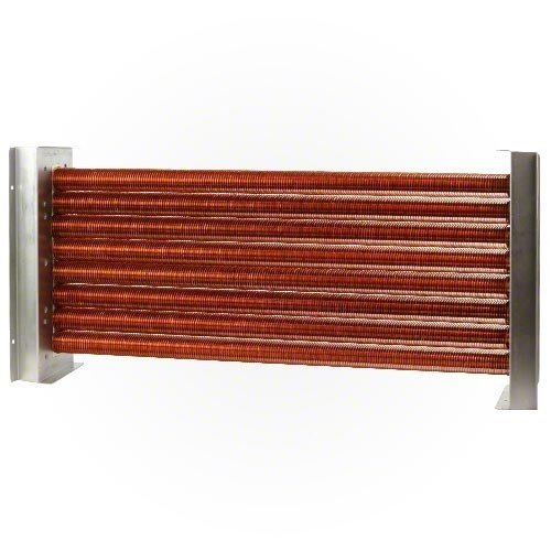 Heat Jandy Exchanger (Zodiac R0490101 Heat Exchanger Copper Tube Assembly Replacement for Select Zodiac Jandy Legacy 125 Pool and Spa Heater)