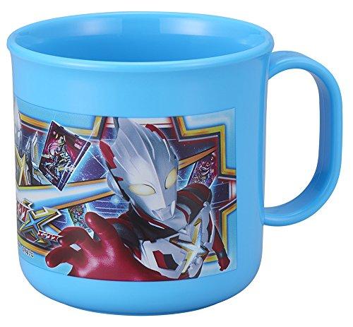 Ultraman X plastic Cup C-1 Blue OSK