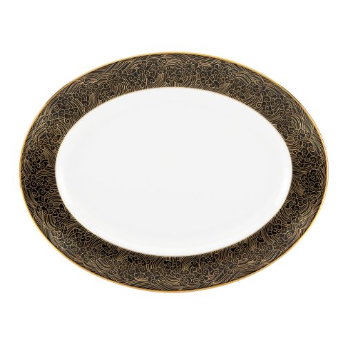 Couture Oval Platter - 5