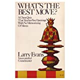 What's the Best Move?, Larry Evans, 0671217585