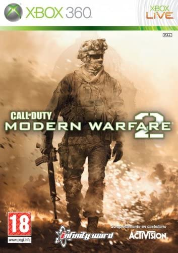 Cod Modern Warfare 2: Amazon.es: Videojuegos
